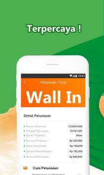 Wall In - Pinjaman dana tunai screenshot 4