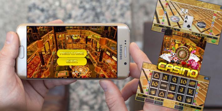 MEGA JACKPOT CASINO : Jackpot Slot Machine Vegas poster