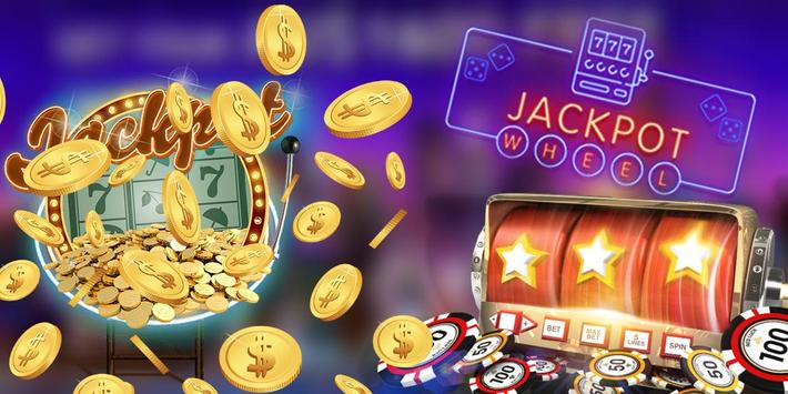 ЈАСKРОT СlTY - All Jackpot Casino City Games poster