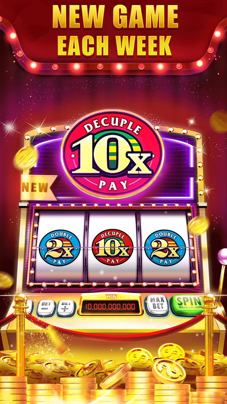 What are the best slots to play in vegas 2019