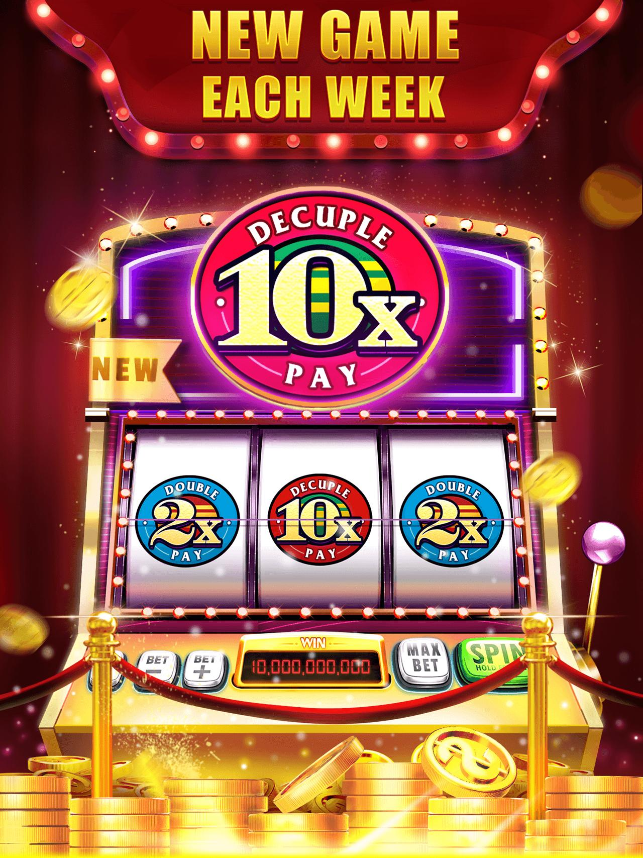 Classic Slots Vegas Best Free Wild Casino 2019 For Android Apk