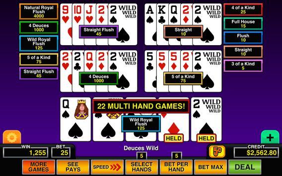 Video Poker screenshot 5