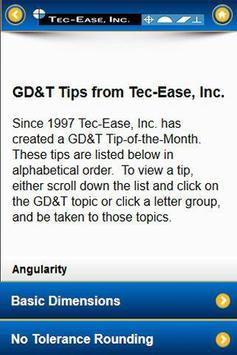 GD and T Tips Lite screenshot 1