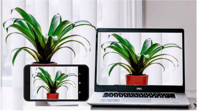 Iriun 4K Webcam for PC and Mac 스크린샷 1