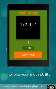 Improve your math ability screenshot 8