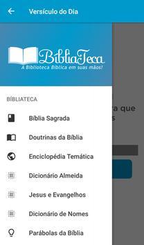 BíbliaTeca poster