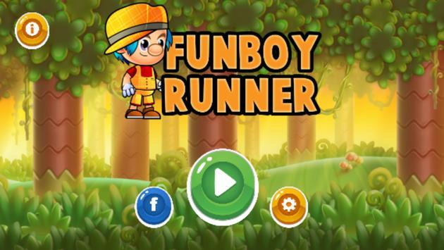 Funboy Run poster