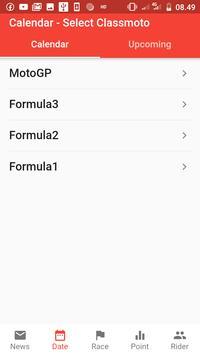 Jadwal Balapan Moto 2020