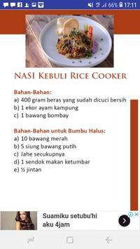 Aneka Menu Nasi Nusantara screenshot 4