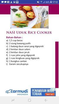 Aneka Menu Nasi Nusantara screenshot 5
