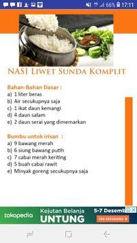 Aneka Menu Nasi Nusantara screenshot 7