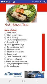 Aneka Menu Nasi Nusantara screenshot 2