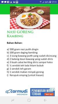 Aneka Menu Nasi Nusantara screenshot 3