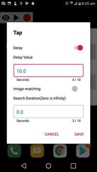 Touch Macro Pro - Auto Touch скриншот 3