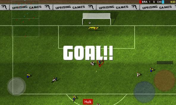 Super Soccer Champs FREE screenshot 1