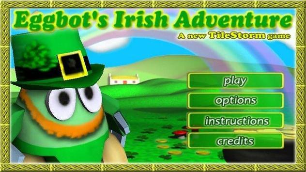 TileStorm: Eggbot's Irish Adventure poster