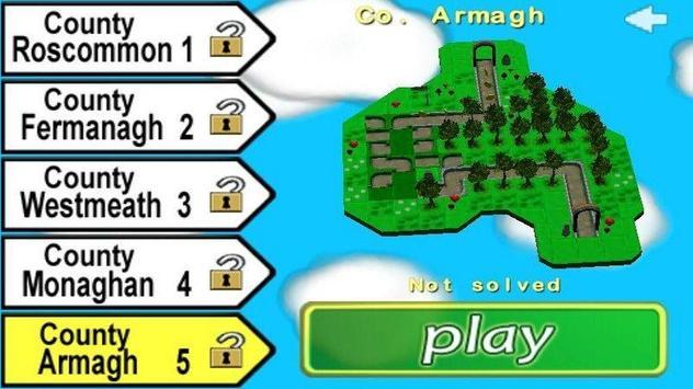 TileStorm: Eggbot's Irish Adventure screenshot 1