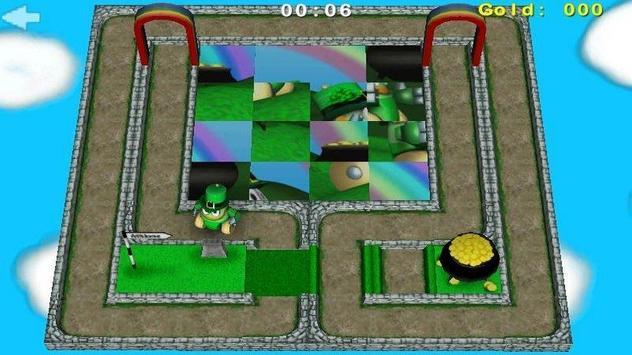 TileStorm: Eggbot's Irish Adventure screenshot 2