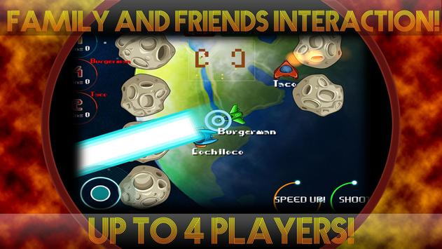 Multiplayer Space Deathmatch screenshot 4