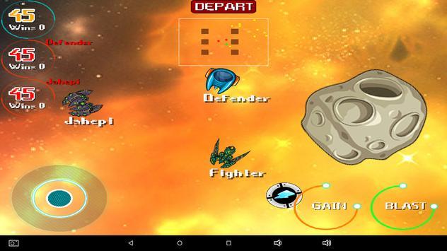 Multiplayer Space Deathmatch screenshot 14