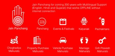 Jain Panchang and Choghadiya