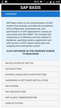 Learn SAP BASIS Complete Guide poster