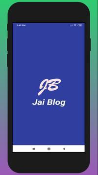 Jai Blog poster