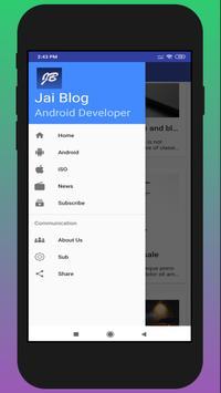 Jai Blog screenshot 2