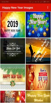 Happy New Year Images screenshot 1