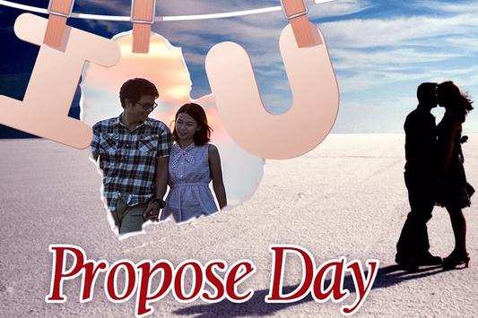 Propose Day Photo Frame screenshot 5