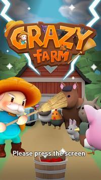 VR GROUND - Crazy Farm poster
