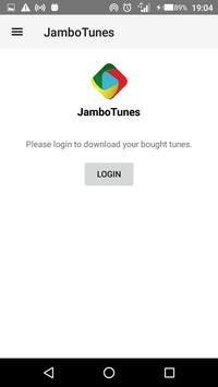 JamboTunes poster