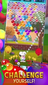 Bubble Shooter: Snoopy POP! - Bubble Pop Game تصوير الشاشة 5