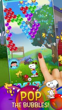 Bubble Shooter: Snoopy POP! - Bubble Pop Game الملصق