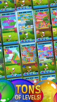 Bubble Shooter: Snoopy POP! - Bubble Pop Game تصوير الشاشة 2