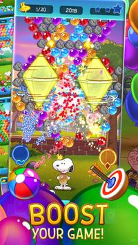 Bubble Shooter: Snoopy POP! - Bubble Pop Game تصوير الشاشة 3