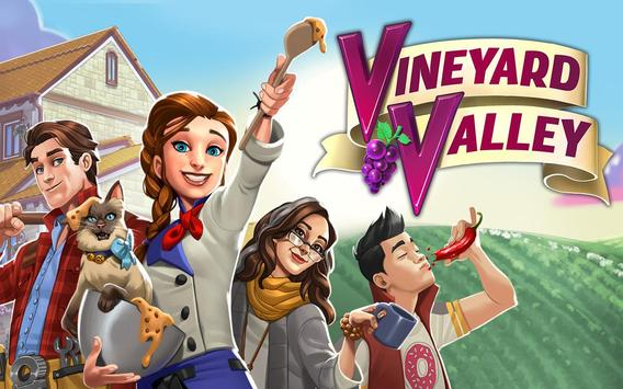 Vineyard Valley screenshot 5