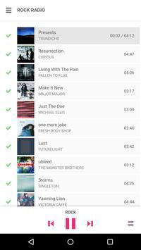 Jamendo In-Store Radio captura de pantalla 4