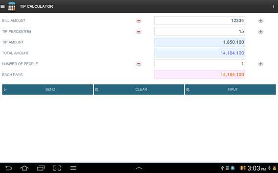 Calculatrice intelligente capture d'écran 12