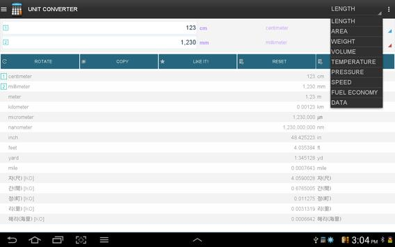 Calculatrice intelligente capture d'écran 14
