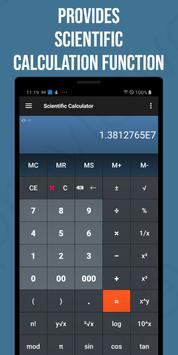 Calculatrice intelligente capture d'écran 2