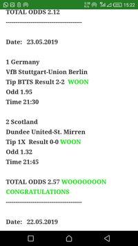 James Betting Tips screenshot 4