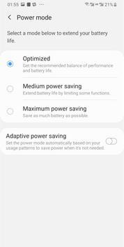 Androidの非表示の設定(プロフェッショナル) スクリーンショット 3