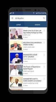 Al muslim   All somali sheikhs-videos screenshot 1