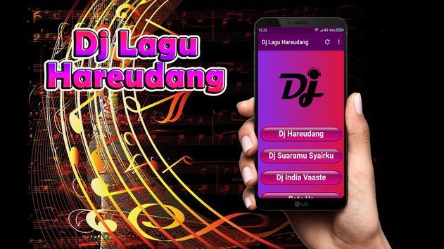 dj lagu hareudang mp3 poster
