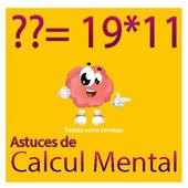 calcul mental icon