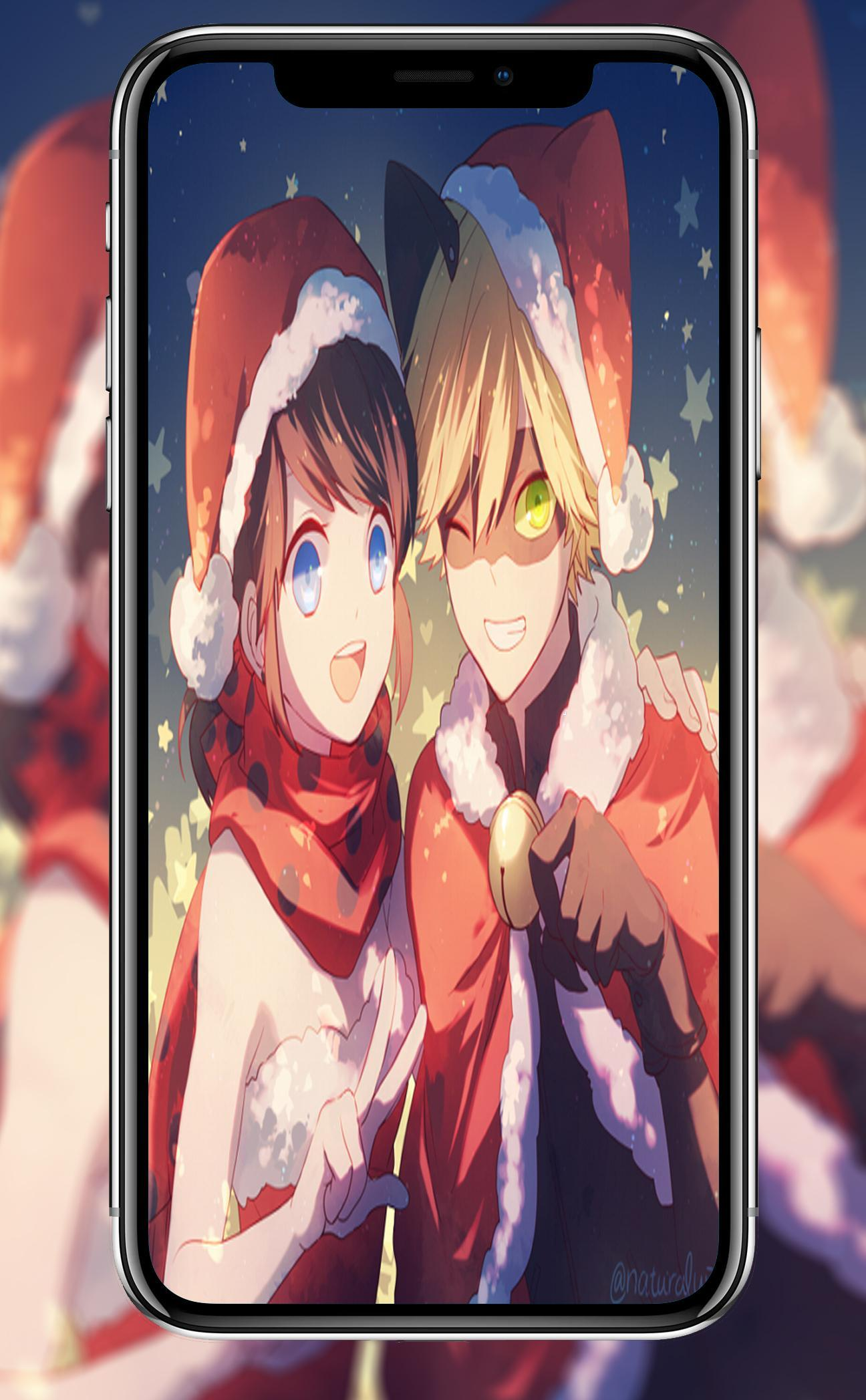 Christmas Anime.100000 Christmas Anime Wallpaper For Android Apk Download