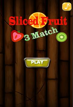 Sliced Fruit 3 Match poster
