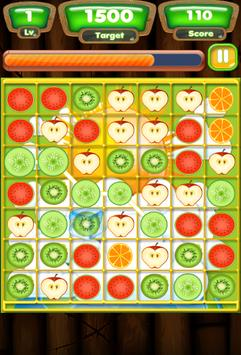 Sliced Fruit 3 Match screenshot 1