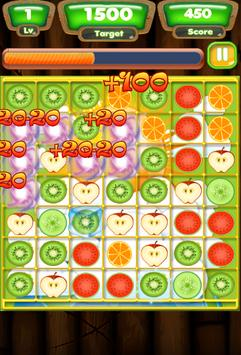 Sliced Fruit 3 Match screenshot 2